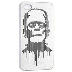 Monster Apple Iphone 4/4s Seamless Case (white)