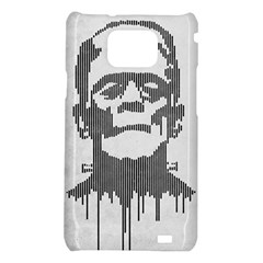 Monster Samsung Galaxy S II i9100 Hardshell Case  by Contest1732468