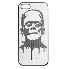 Monster Apple Iphone 5 Seamless Case (black) by Contest1732468