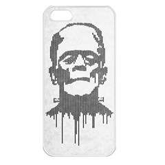 Monster Apple Iphone 5 Seamless Case (white) by Contest1732468