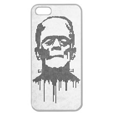 Monster Apple Seamless Iphone 5 Case (clear) by Contest1732468