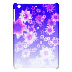 Midnight Forest Apple Ipad Mini Hardshell Case by doodlelabel