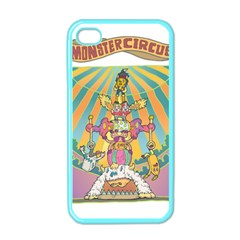 Monster Circus Apple Iphone 4 Case (color) by Contest1731890