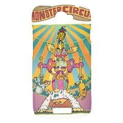 monster circus HTC One S Hardshell Case  by Contest1731890