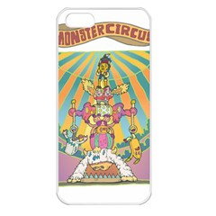 Monster Circus Apple Iphone 5 Seamless Case (white) by Contest1731890