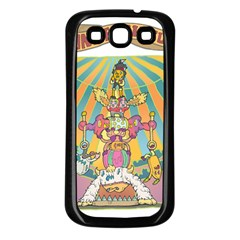 Monster Circus Samsung Galaxy S3 Back Case (black) by Contest1731890