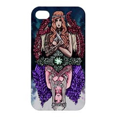 Love And Hate Apple Iphone 4/4s Premium Hardshell Case by Contest1731890