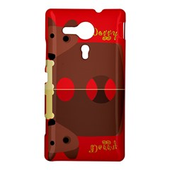 Mirror Mirror Sony Xperia Sp M35H Hardshell Case by Contest1721280