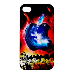 Its An Apple World Apple Iphone 4/4s Premium Hardshell Case