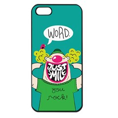 Happy Case Apple Iphone 5 Seamless Case (black)