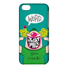 Happy Case Apple iPhone 5C Hardshell Case by Contest1771648