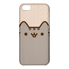 Cute Cat Apple Iphone 5c Hardshell Case by Contest1747934