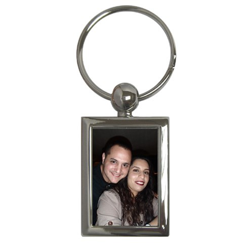Liz By Ogsuarez   Key Chain (rectangle)   Dr4whyq1a4gs   Www Artscow Com Front