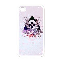 Ace Of Spades Apple Iphone 4 Case (white)