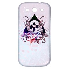 Ace Of Spades Samsung Galaxy S3 S Iii Classic Hardshell Back Case by TheTalkingDead