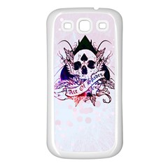 Ace Of Spades Samsung Galaxy S3 Back Case (white)