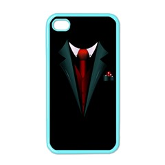 All Dressed Up And No One To Call Apple Iphone 4 Case (color) by TheTalkingDead