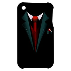 all dressed up and no one to call Apple iPhone 3G/3GS Hardshell Case by TheTalkingDead