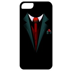 All Dressed Up And No One To Call Apple Iphone 5 Classic Hardshell Case by TheTalkingDead
