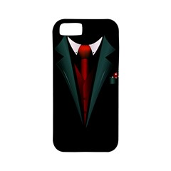 All Dressed Up And No One To Call Apple Iphone 5 Classic Hardshell Case (pc+silicone) by TheTalkingDead
