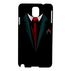 All Dressed Up And No One To Call Samsung Galaxy Note 3 N9005 Hardshell Case by TheTalkingDead