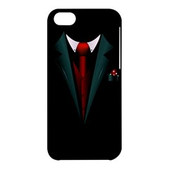 all dressed up and no one to call Apple iPhone 5C Hardshell Case by TheTalkingDead