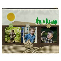 Kids By Angena Jolin   Cosmetic Bag (xxxl)   Jao5j06n3xwy   Www Artscow Com Back