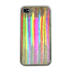 Dripping Apple Iphone 4 Case (clear)