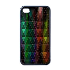 Color Apple Iphone 4 Case (black) by ILANA