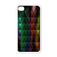 Color Apple Iphone 4 Case (white) by ILANA