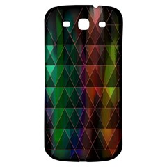 Color Samsung Galaxy S3 S Iii Classic Hardshell Back Case by ILANA