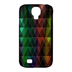Color Samsung Galaxy S4 Classic Hardshell Case (pc+silicone) by ILANA