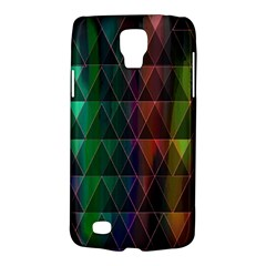 Color Samsung Galaxy S4 Active (i9295) Hardshell Case by ILANA