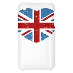 UNION LOVE VINTAGE CASE  Apple iPhone 3G/3GS Hardshell Case by Contest1778683