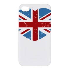 Union Love Vintage Case  Apple Iphone 4/4s Hardshell Case by Contest1778683