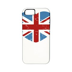 Union Love Vintage Case  Apple Iphone 5 Classic Hardshell Case (pc+silicone) by Contest1778683