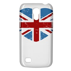 Union Love Vintage Case  Samsung Galaxy S4 Mini Hardshell Case  by Contest1778683