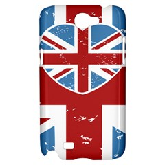 UNION LOVE VINTAGE CASE DESIGN Samsung Galaxy Note 2 Hardshell Case by Contest1778683