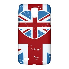 Union Love Vintage Case Design Samsung Galaxy S4 Active (i9295) Hardshell Case by Contest1778683