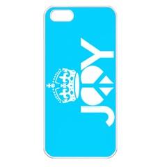 Joylove Apple Iphone 5 Seamless Case (white)