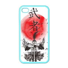 The Warrior Apple Iphone 4 Case (color) by DesignsbyReg2