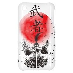 The Warrior Apple iPhone 3G/3GS Hardshell Case by DesignsbyReg2