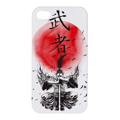 The Warrior Apple Iphone 4/4s Hardshell Case by DesignsbyReg2