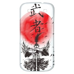 The Warrior Samsung Galaxy S3 S Iii Classic Hardshell Back Case by DesignsbyReg2
