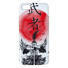 The Warrior Iphone 5s Premium Hardshell Case by DesignsbyReg2