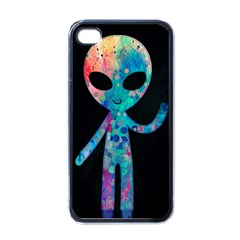 Greetings From Your Phone Apple Iphone 4 Case (black) by TheTalkingDead