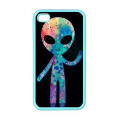 Greetings From Your Phone Apple Iphone 4 Case (color) by TheTalkingDead