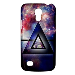 Galaxy Triangle Samsung Galaxy S4 Mini Hardshell Case