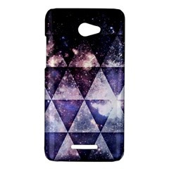 Triangle Tiles HTC Butterfly (X920e) Hardshell Case by Contest1775858