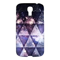 Triangle Tiles Samsung Galaxy S4 I9500/i9505 Hardshell Case